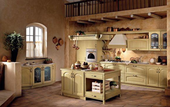 Deco de cuisine provençale
